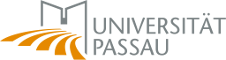 Logo of Uni Passau
